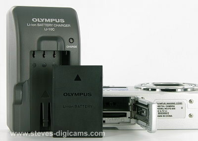 Olympus FE-200 Zoom
