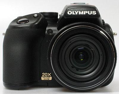 Olympus SP-570 UltraZoom