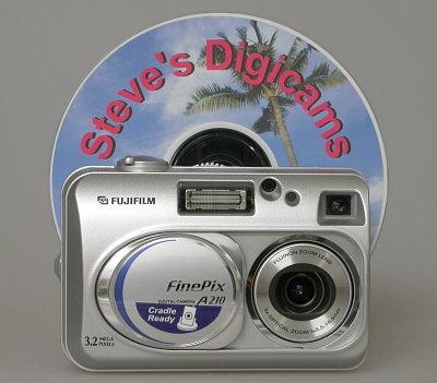 Fujifilm FinePix A210