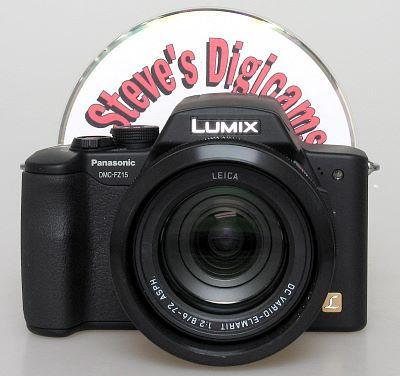 Panasonic Lumix DMC-FZ15