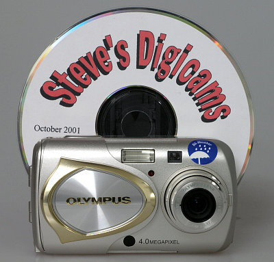 Olympus Stylus Digital 410