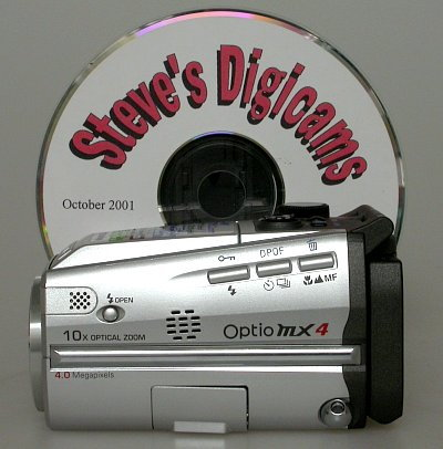 Optio MX4