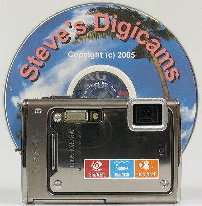 Olympus Stylus Digital 1030 SW