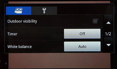 Samsung-SGHI997-movie settings.jpg