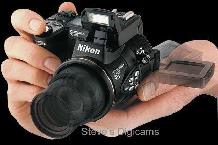 Nikon Coolpix 5700.  Photo (c) Nikon