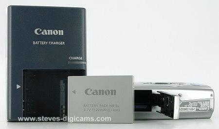 Canon Powershot SD800 Digital ELPH