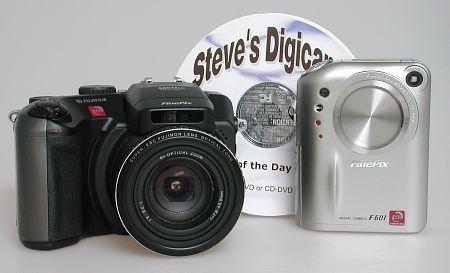 Fuji FinePix S602 Zoom.  Photo (c) 2002 Steve's Digicams
