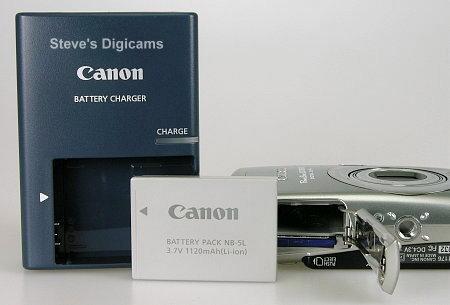 Canon Powershot SD700 Digital ELPH