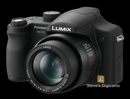 Click to take a QuickTime VR tour of the Panasonic Lumix DMC-FZ7