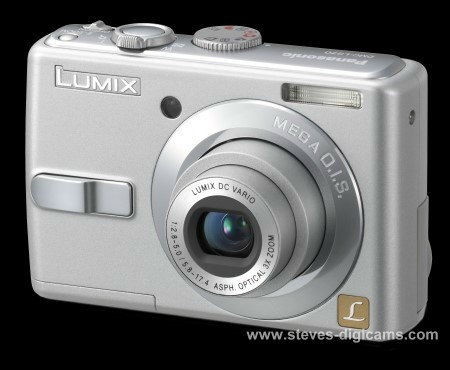 Click to take a QuickTime VR tour of the Panasonic Lumix DMC-LS70