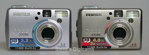 Pentax Optio 330RS