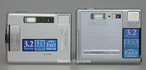 Minolta DiMAGE Xt