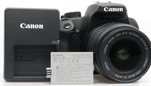 Canon EOS Digital Rebel XS / EOS 1000D