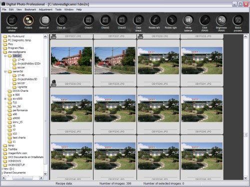 Canon EOS-30D Digital SLR