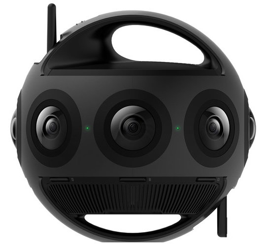 Insta360 Titan 11K VR Camera