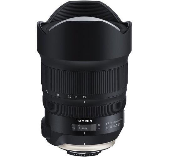 Tamron SP 15-30mm f/2.8 Di VC USD G2 Lens