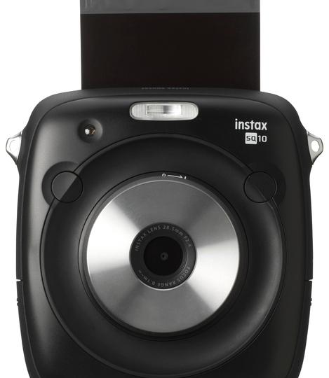 Fujifilm INSTAX SQUARE SQ10 Preview - Steve's Digicams