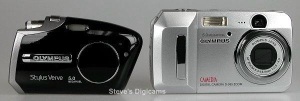 Olympus Stylus Verve S