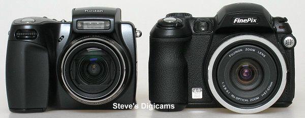 Fujifilm FinePix S5100