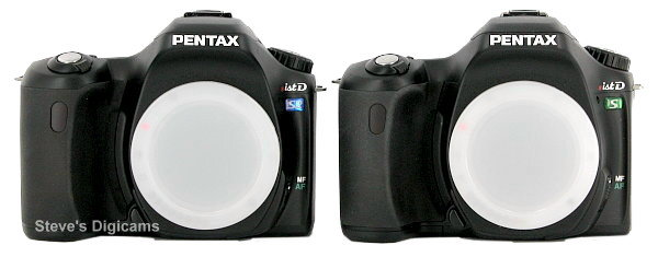 Pentax *ist DS2, image (c) 2004 Steve's Digicams