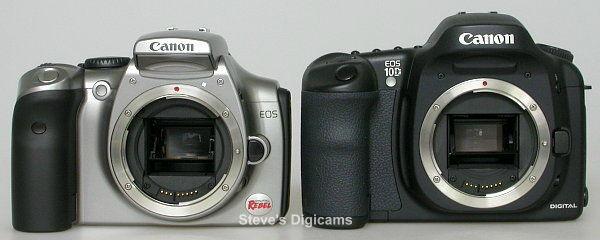 Canon EOS 300D, image (c) 2003 Steve's Digicams