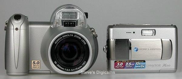 Minolta DiMAGE X60