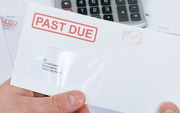 Late Car Payments and Your Credit - Banner