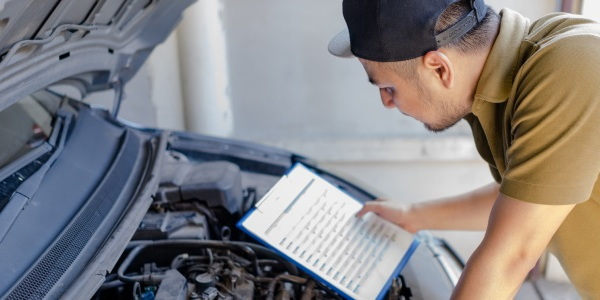DIY Car Maintenance Tips - Banner