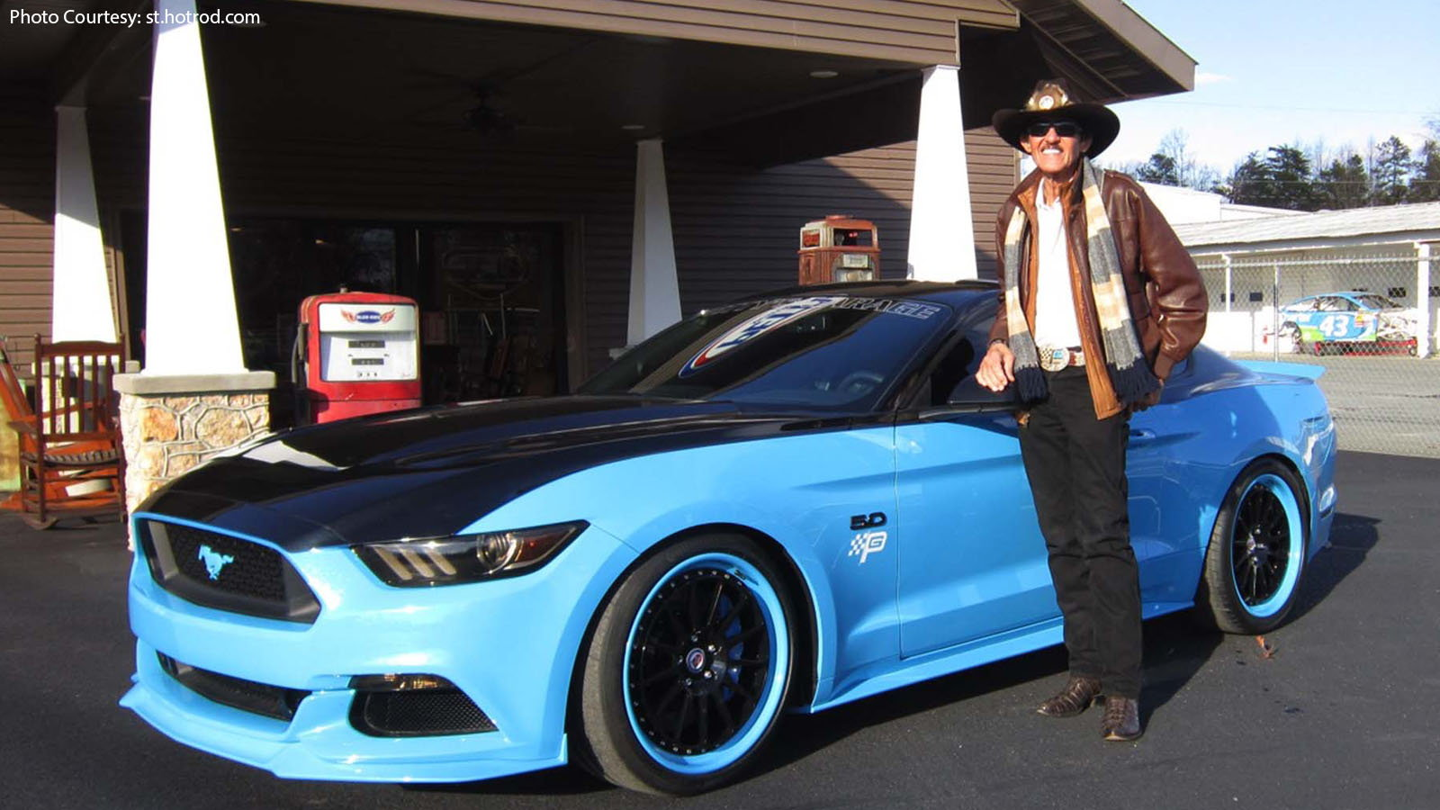 Richard Petty Mustang >> What S The Deal With The 70 Grand Richard Petty Mustang
