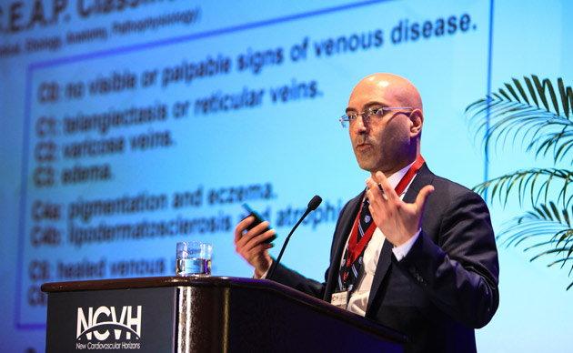Presentation at NCVH