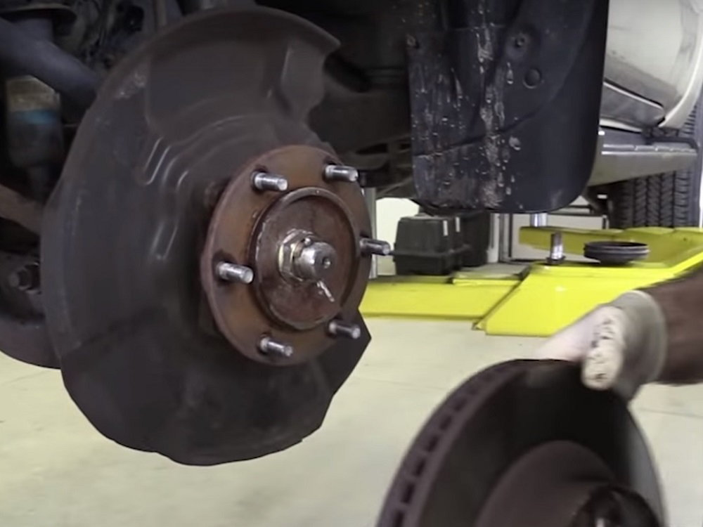 Toyota 4Runner 1996-2002 How to Replace Wheel Hub and