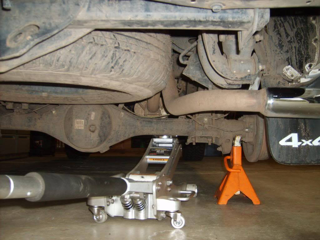 Toyota Tacoma block heater DIY how to replacement