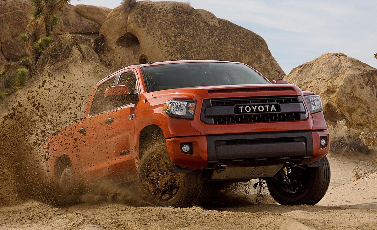 toyota tundra truck off road baja 1000 winner TRD pro