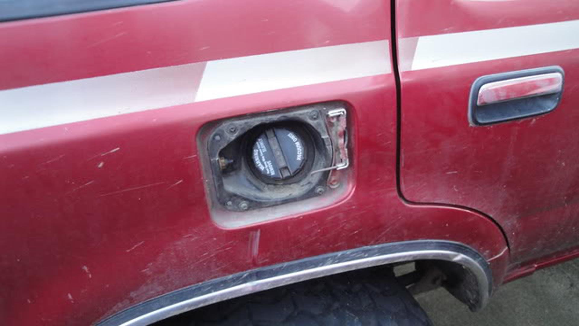 Toyota Tundra How To Replace Fuel Door Yotatech