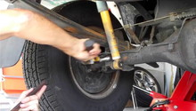 Toyota Tacoma 1996-2015 How to Replace Struts and Shocks