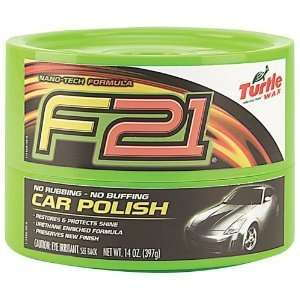 F21 car polish wax