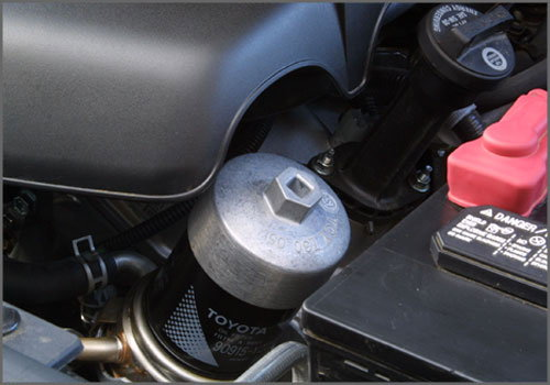 Toyota Tacoma 1996-2015 How to Change Engine Oil - Yotatech