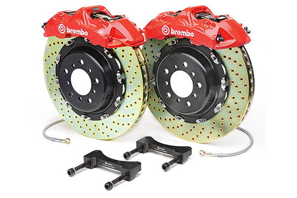 Brake kit for Toyota Tundra