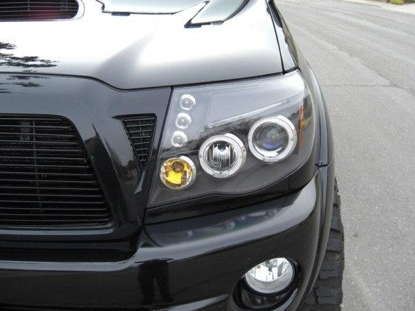 Toyota Tacoma Headlights