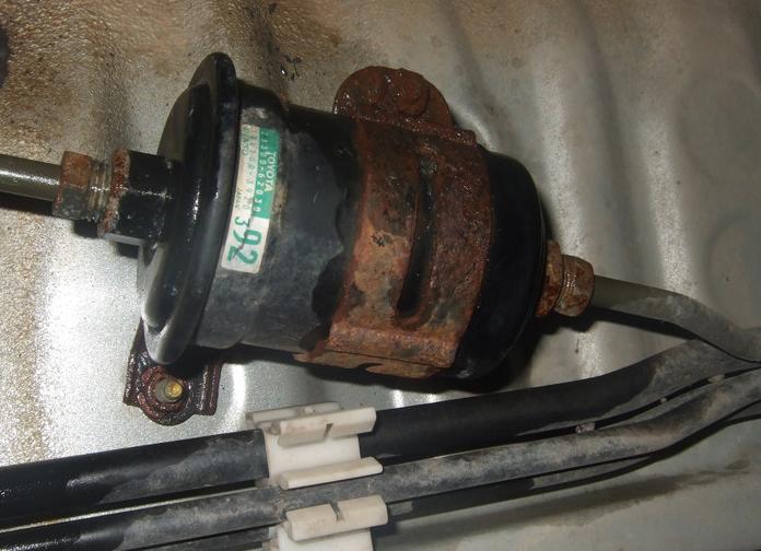 Toyota 4Runner fuel filter