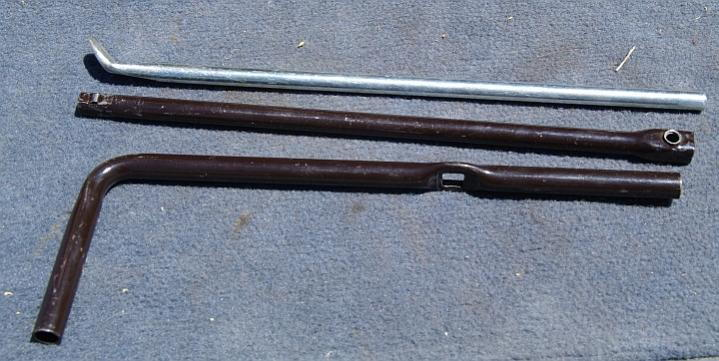 Assemble the rod