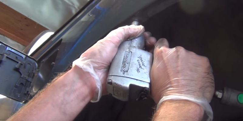 toyota tacoma 4runner tundra v6 fuel pump DIY how to replacement