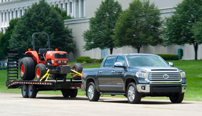 Tundra Towing Capacity >> Toyota Tundra Towing Diagnostics Yotatech