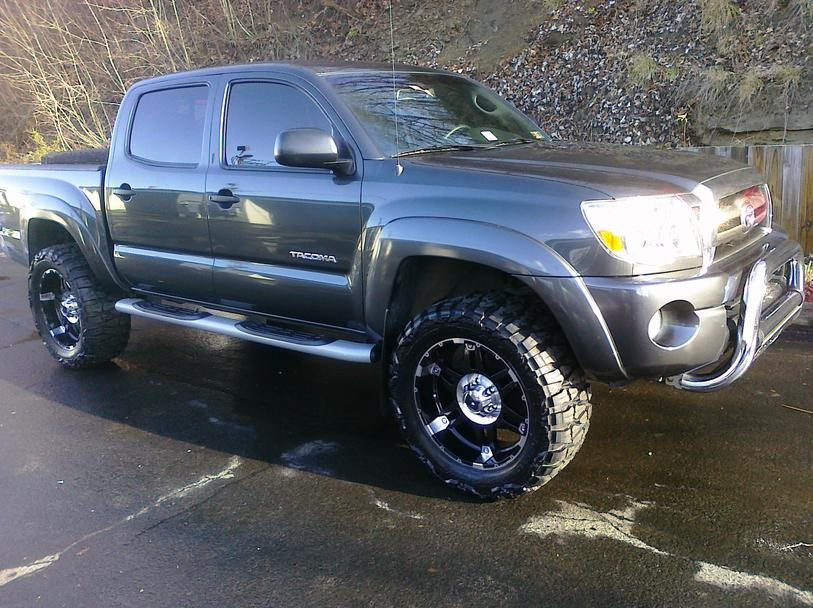 toyota tacoma tire modifications and size calculator yotatech. Black Bedroom Furniture Sets. Home Design Ideas