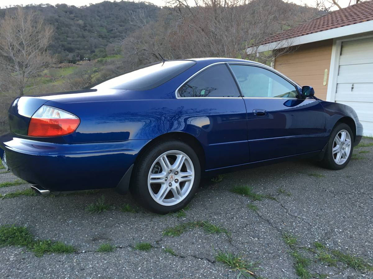 FS: 2003 Acura CL Type S 6 Speed Manual
