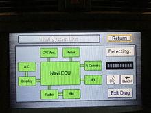 Original system check.