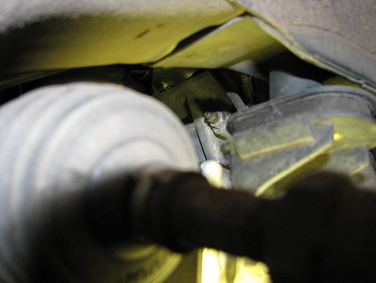 Bleeding coolant system/antifreeze & thermostat replacement