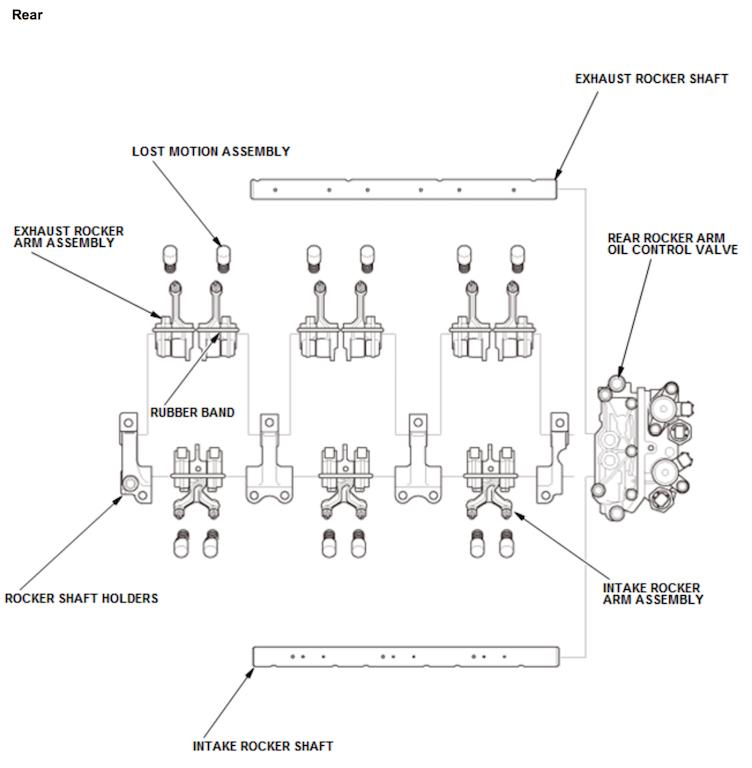 acura rlx diagram