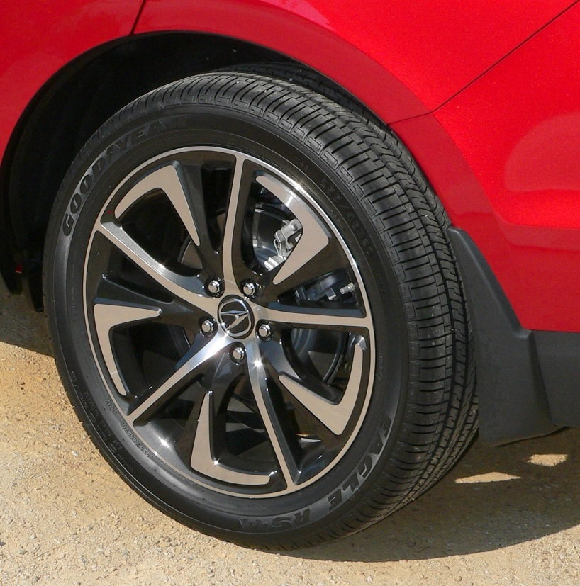 20 Inch Tire For 2019 Rdx