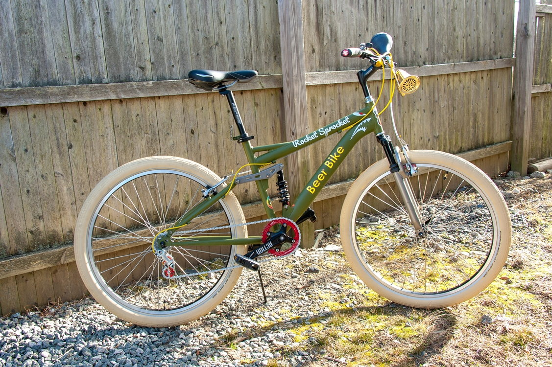 Convert Mountain Bike To Cruiser Comfort Bike Forums